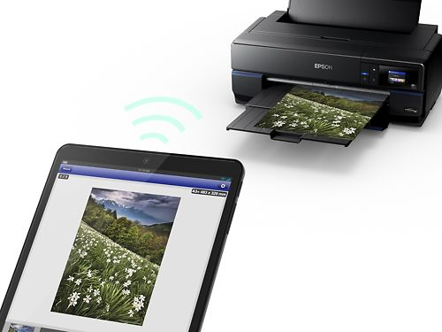 Epson SureColor P800 A2 Inkjet Printer Wifi