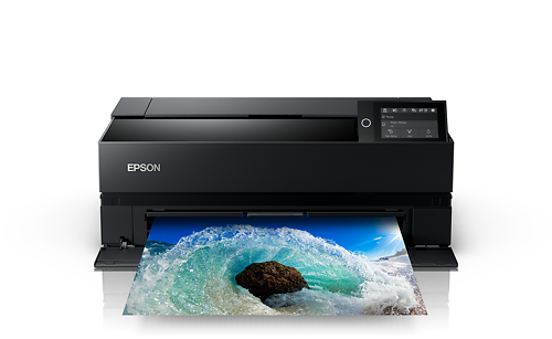 Epson Sure Color P906 Front Feeder Closed