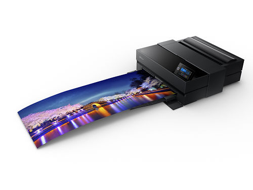 Epson SureColor P906 17 Inch Roll Holder Master Image