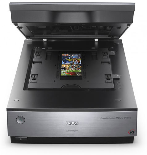 Epson Perfection V800 Scanner Master Image