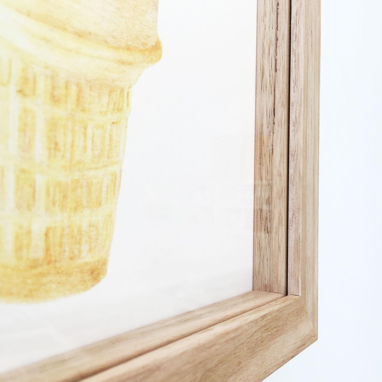 Tasmanian Oak Box Frame Image