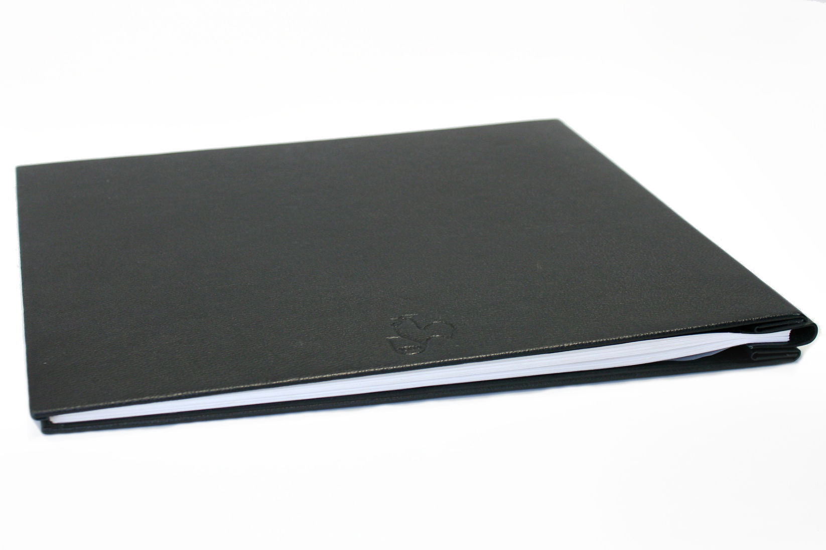 Hahnemühle Leather Inkjet A4 Album Image