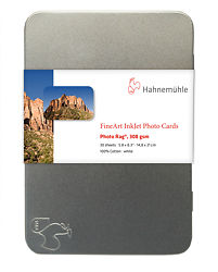 Hahnemühle FineArt Inkjet Photo Cards