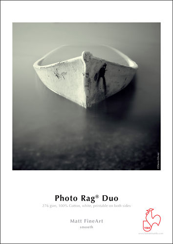 Hahnemühle Photo Rag Duo 276gsm Master Image