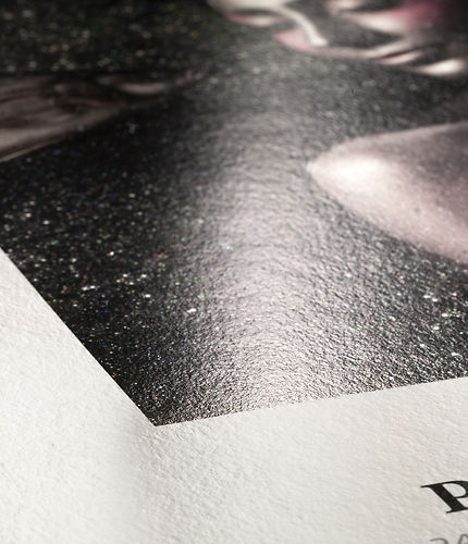 Hahnemuhle Photo Rag Metallic 340gsm Close up
