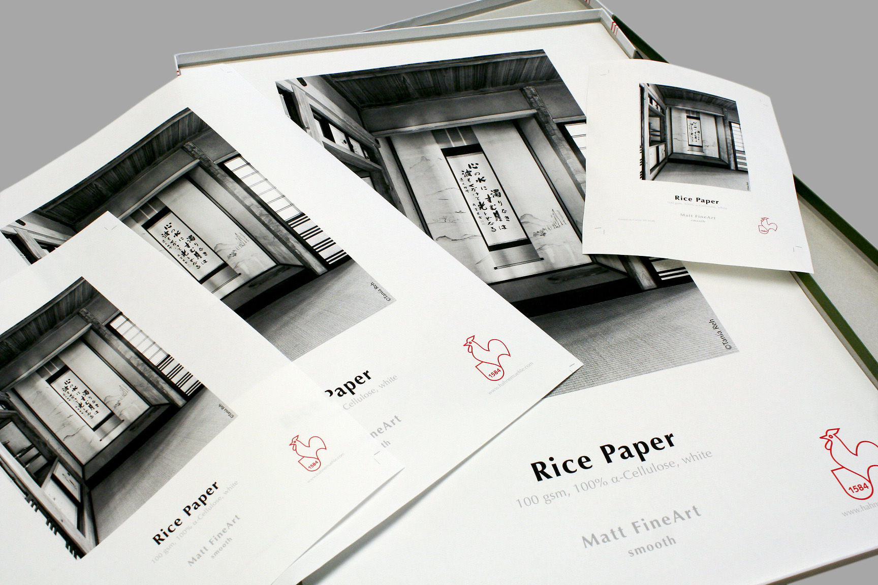 Hahnemühle Rice Paper 100gsm Image