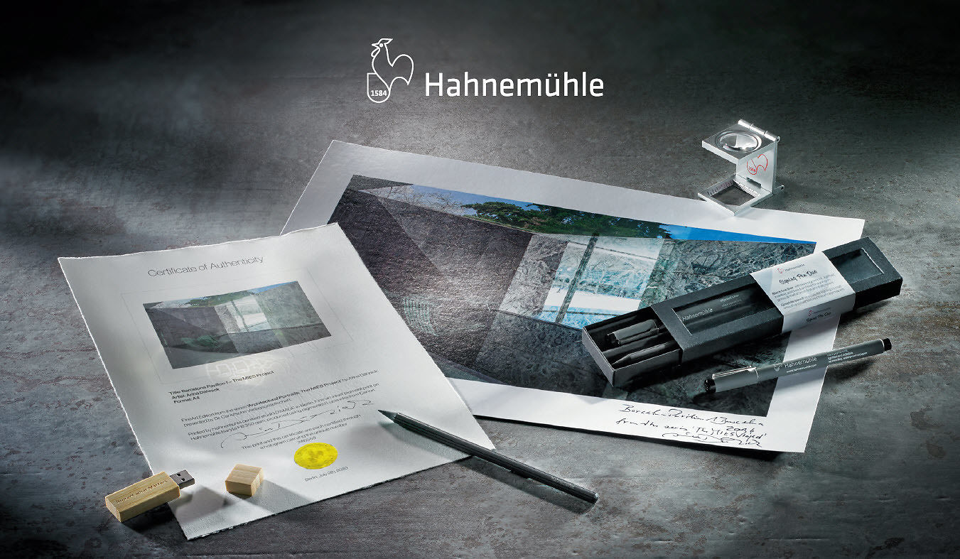 Hahnemühle Signing Pen Duo Set Image