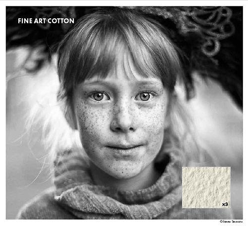 Ilford Galerie Cotton Artist Textured 310 gsm Textured