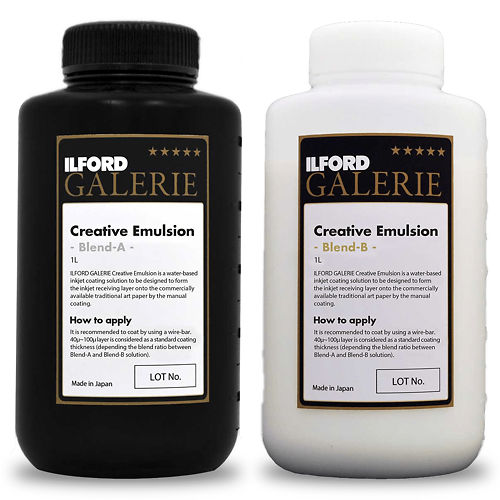 Ilford Galerie Creative Emulsion Master Image