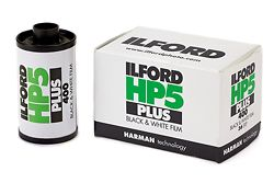 Ilford HP5 Plus 400 35mm Black and White Film