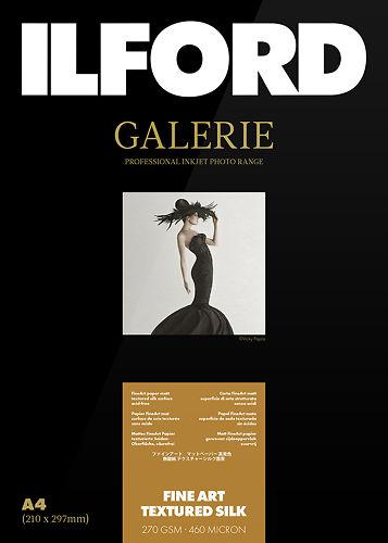 Ilford Galerie Fine Art Textured Silk 270gsm Master Image