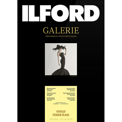 Ilford Galerie Gold Fibre Rag 270gsm Master Image