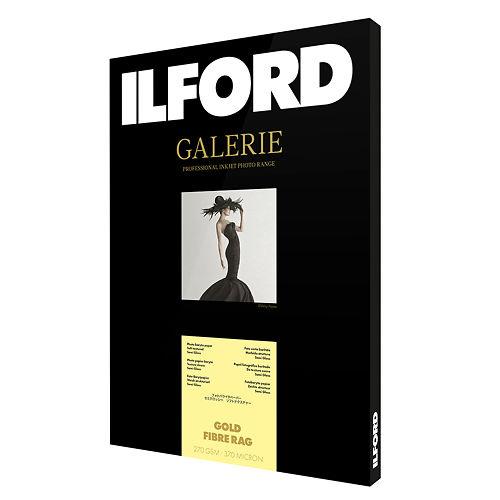Ilford Gold Fibre Rag 270gsm 45 Angle