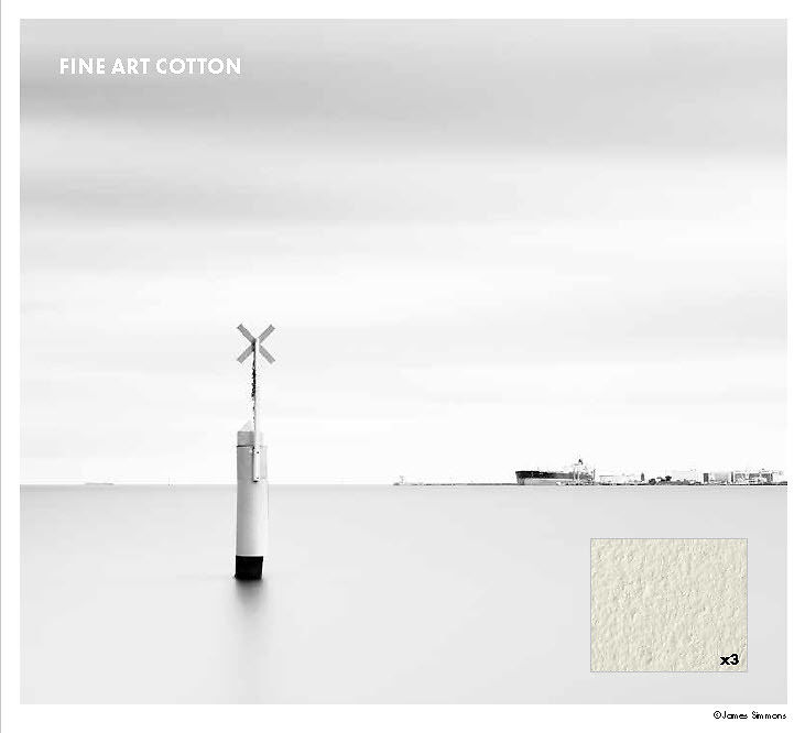 Ilford Galerie Smooth Cotton Sonora 320gsm Image