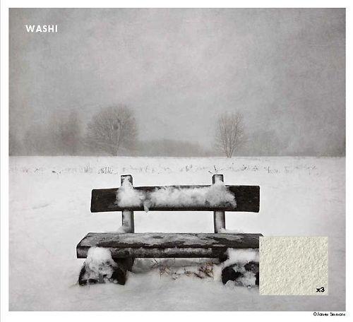 Ilford Galerie Tesuki Washi Echizen 110 Texture