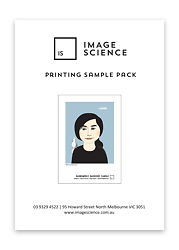 Printing Sample Pack