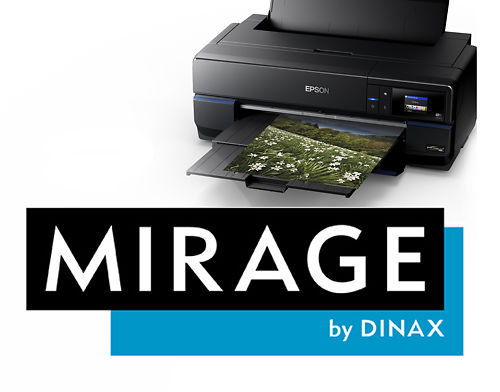 "Mirage Professional Print Software for Epson Printers - 17"" Edition V4 Master Image"