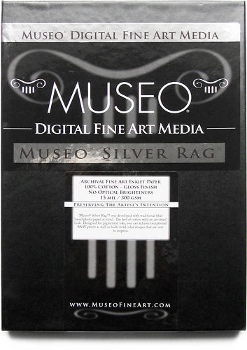 Museo Silver Rag 300gsm Master Image