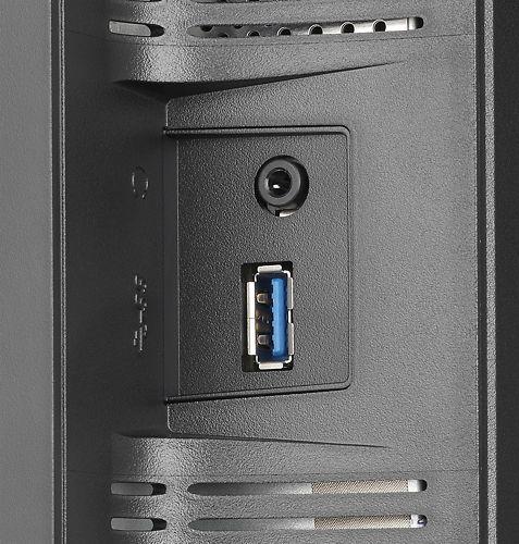 NEC EA244 UHD 4K 24 Inch Monitor Headphone Input