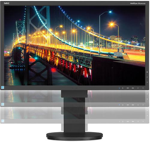 NEC EA244 UHD 4K 24 Inch Monitor Adjustable
