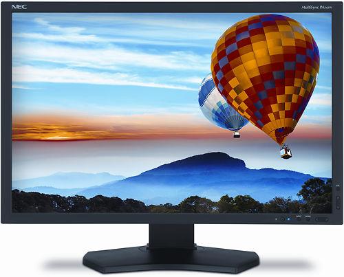 "NEC PA242W 24"" Monitor Master Image"
