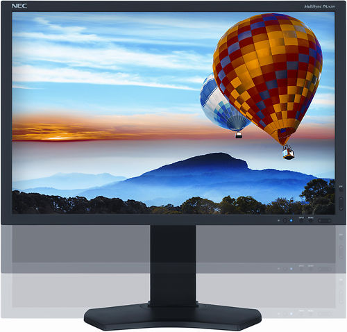 NEC PA242W 24 Inch Monitor Adjustable