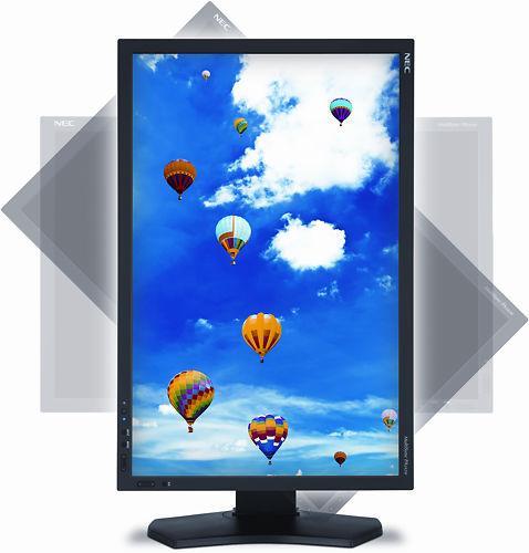 NEC PA242W 24 Inch Monitor Pivot