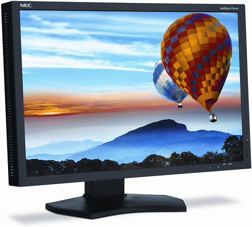 NEC PA242W 24 Inch Monitor Right Side