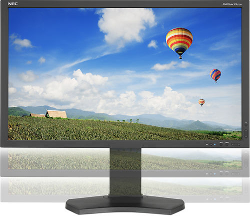 NEC PA272W 27 Inch Monitor Adjustable