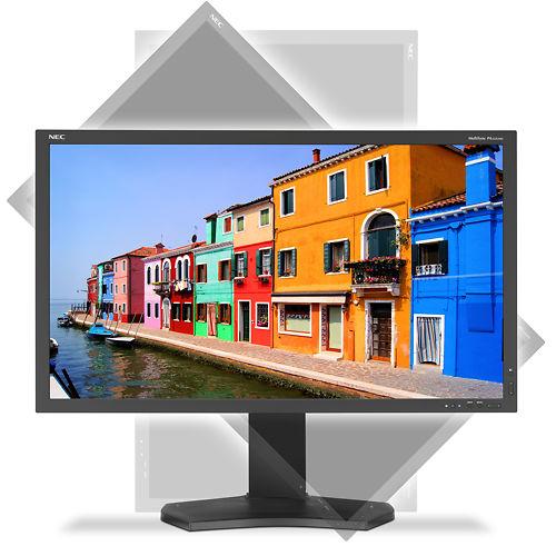 NEC PA322 UHD 4K 30 Inch Monitor Rotate