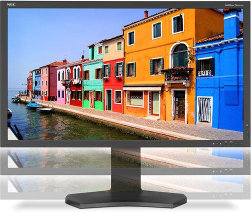 NEC PA322 UHD 4K 30 Inch Monitor Adjustable