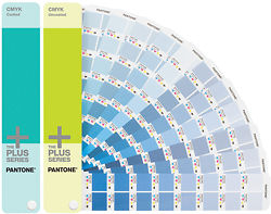Pantone CMYK Colour Guide Coated and Uncoated