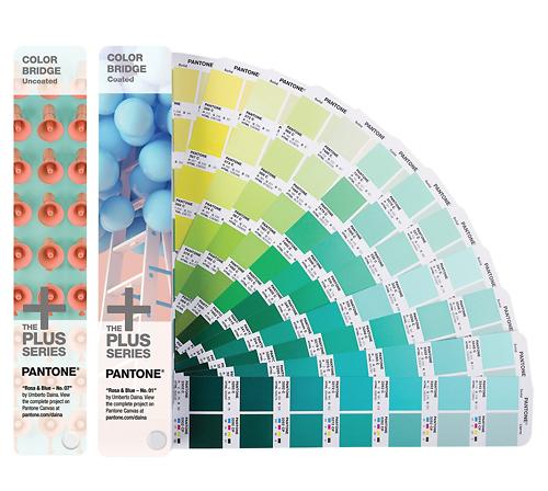 Pantone Colour Bridge Coated and Uncoated Master Image