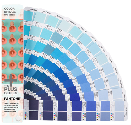 Pantone Color Bridge Uncoated Master Image