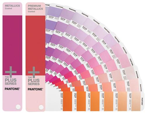 Pantone Metallic Guide Set Master Image