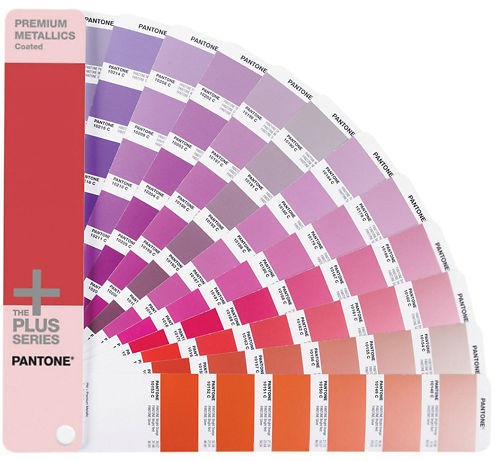 Pantone Premium Metallics Coated Master Image