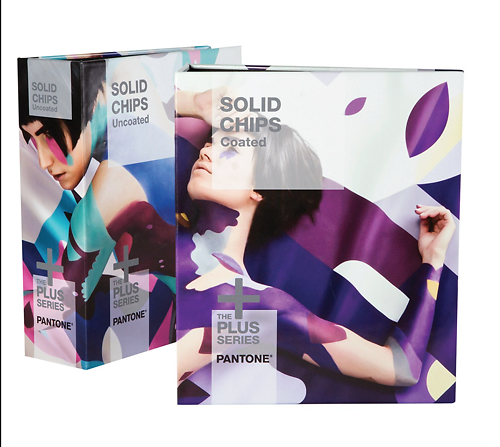 Pantone Solid Chips Coated and Uncoated Master Image