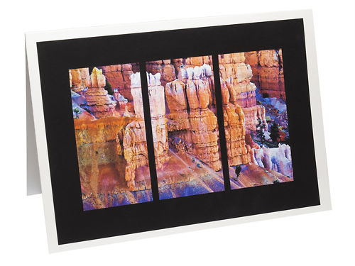 Red River Aurora White Fine Art Cards 285gsm Master Image