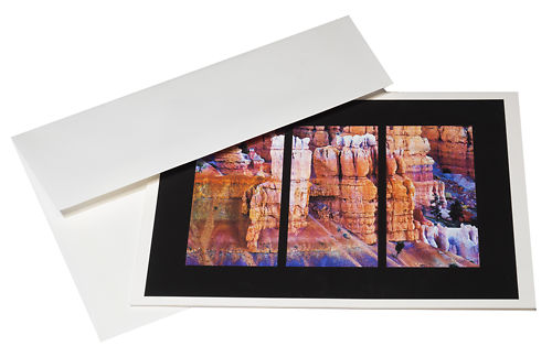 Red River Cards Aurora Art White 285gsm With Envelope