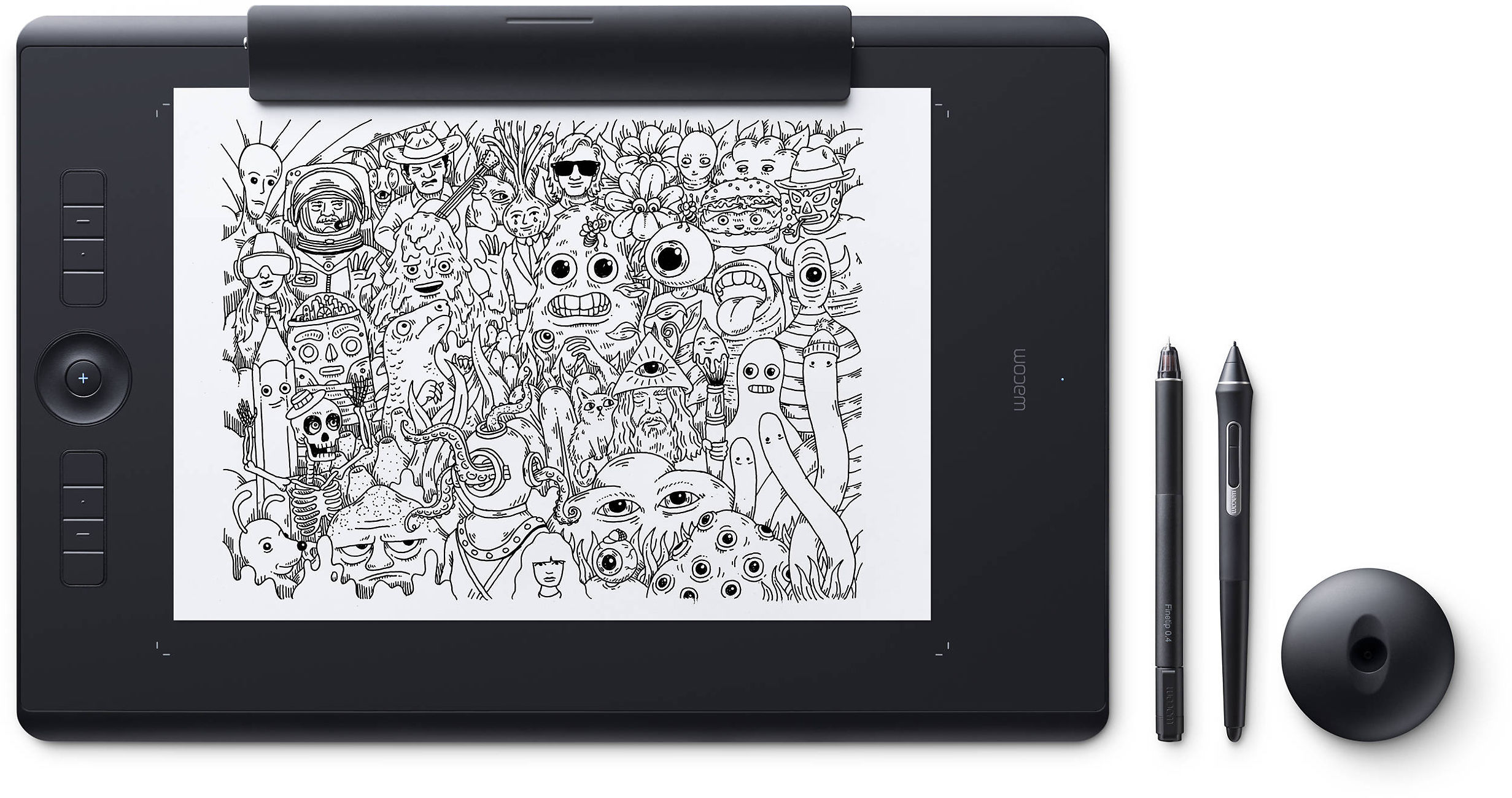 Wacom Intuos Pro Large Graphics Tablet Image