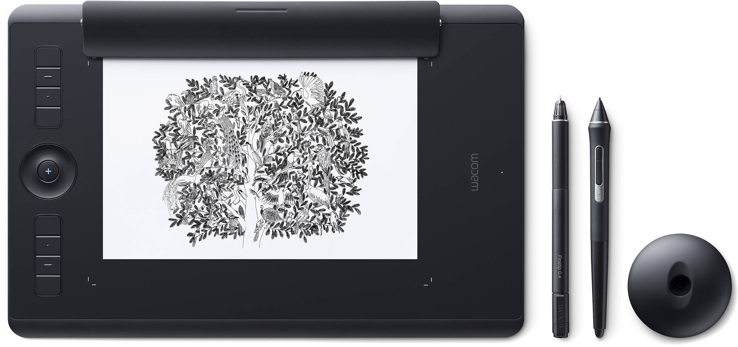 Ex Demo Wacom Intuos Pro Medium Graphics Tablet Paper Edition - Clearance Image