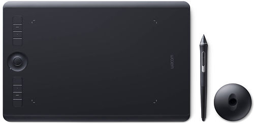 Wacom Intuos Pro Medium Graphics Tablet Master Image
