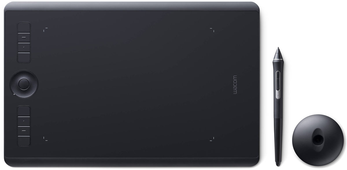 Wacom Intuos Pro Medium Graphics Tablet | Image Science