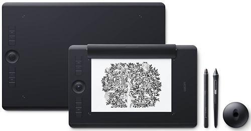 Wacom Intuos Pro Paper Edition Medium Large Tablets