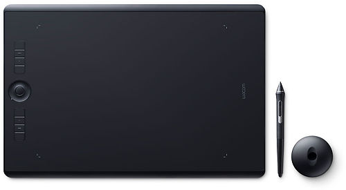 Wacom Intuos Pro Large Graphics Tablet Master Image