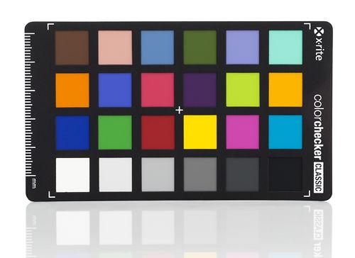 X-Rite ColorChecker MINI Classic Master Image