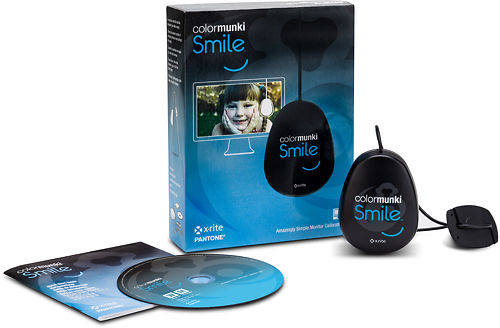 X-Rite ColorMunki Smile Contents