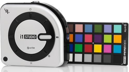 X-Rite i1 Studio Master Image