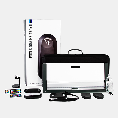 X-Rite i1Publish Pro 3 Plus Master Image