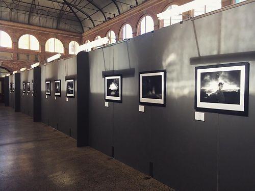 Angela Bacon-Kidwell's exhibition at the Ballarat Foto Biennale 2015